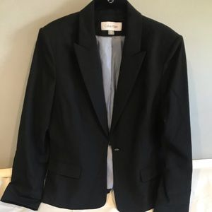 Calvin Klein Jackets & Coats - Worn once! Calvin Klein skirt suit